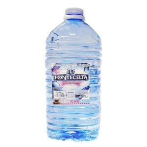 Agua FONTECELTA 5 litros