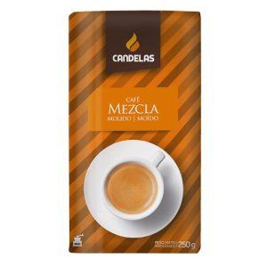Café CANDELAS mezcla 250gr