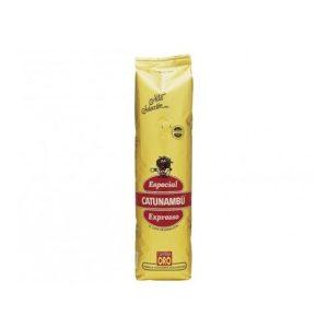 Café CATUNAMBÚ en grano descafeinado (0,5kg)