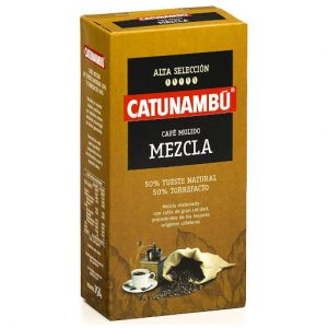 Cafe CATUNAMBU molido mezcla 250gr