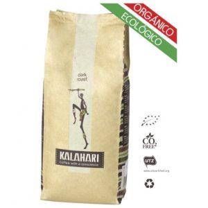 Café KALAHARI ecológico grano tueste natural 1kg