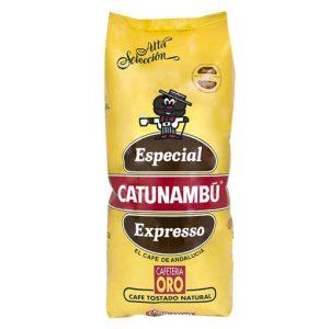Café especial grano tueste natural CATUNAMBÚ 1kg