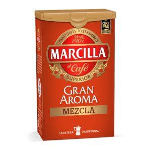 Cafe molido MARCILLA mezcla 250gr