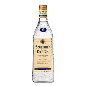 Ginebra SEAGRAMs 70cl