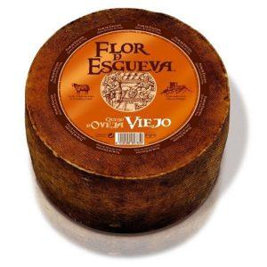 Queso de oveja viejo FLOR DE ESGUEVA 3kg
