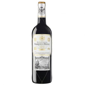 Rioja MARQUES DE RISCAL reserva