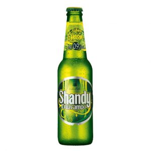 SHANDY Cruzcampo botella 6x250ml
