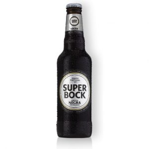 SUPERBOCK negra sin alcohol botella 6x330ml
