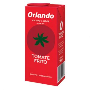 Tomate frito ORLANDO 350gr