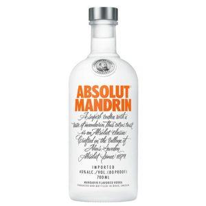 Vodka ABSOLUT Mandrin 70cl