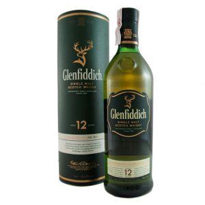 Whisky GLENFIDDICH Malta 12 Anos 70cl