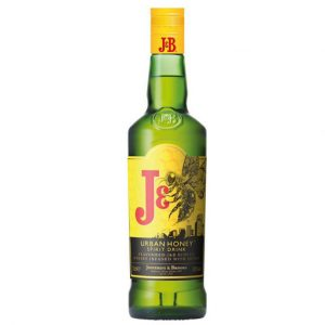 Whisky JB Urban honey 70cl