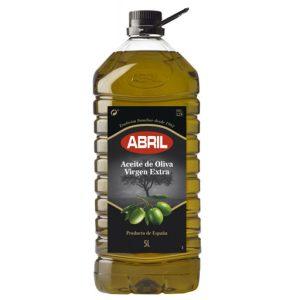 aceite de oliva virgen extra abril 5l