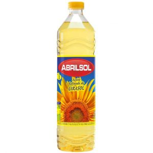 aceite girasol abrilsol 1L