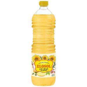 aceite girasol elosol 1L