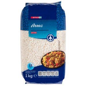arroz extra Spar 1kg
