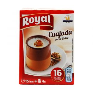 desayuno cuajada royal 5 sobres x 12gr