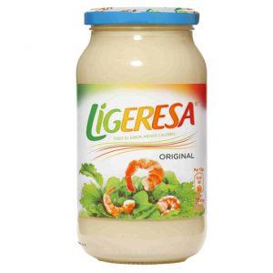 mayonesa ligeresa calve 450g