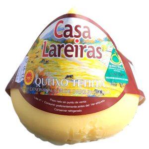 queso tetilla Casa Lareiras