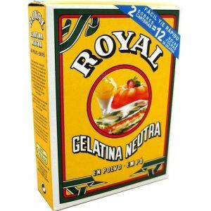 royal gelatina neutra polvo