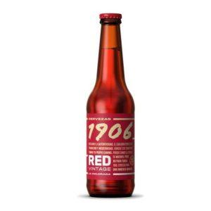 cerveza 1906 red vintage