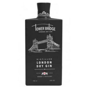 ginebra tower bridge black