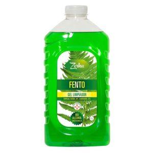 limpiador bioalcohol banos zorka 1000 ml fento caja 12 unidades