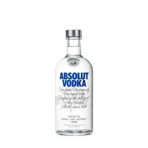 vodka absolut 70cl