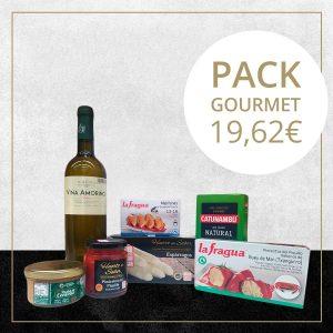pack gourmet 19,62
